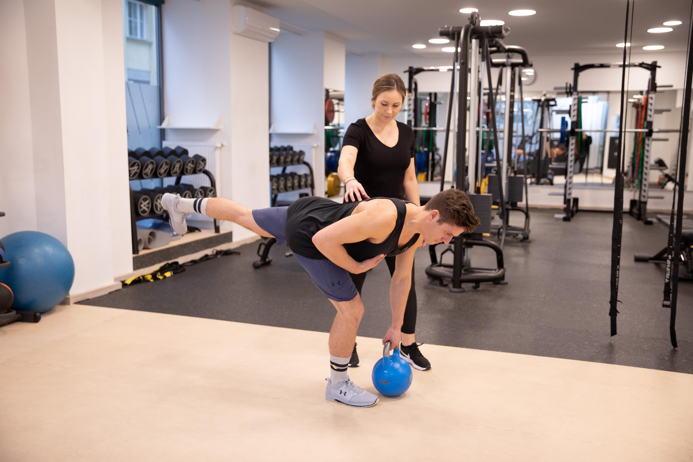 Foto Sportphysiotherapie